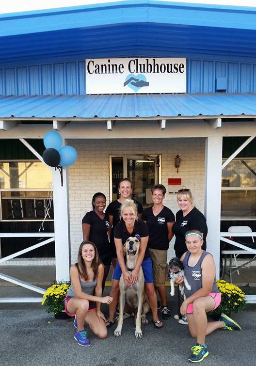 Canine Clubhouse Dog Boarding Perry Ga
